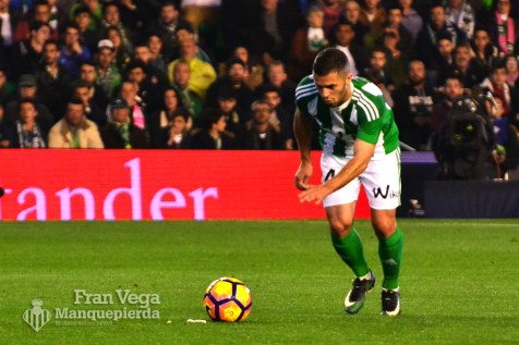 Falta de Durmisi (Betis-Athletic 16/17)
