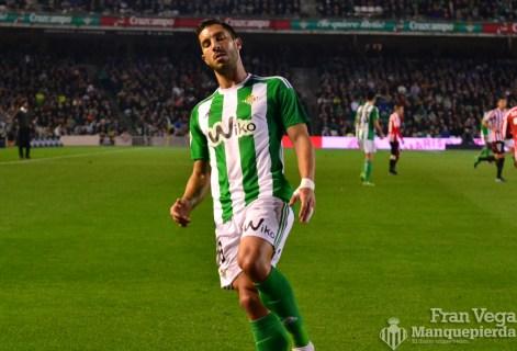 Cejudo no llega al balón (Betis-Athletic 16/17)