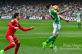 Control de Ruben (Betis-Sevilla 16/17)
