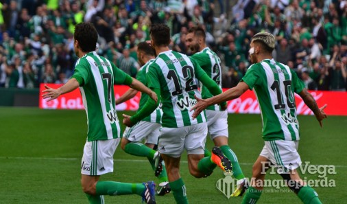Gol de Durmisi (Betis-Sevilla 16/17)