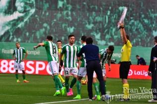 Doble cambio (Betis-Sevilla 16/17)