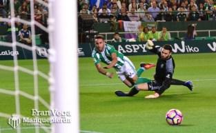 Gol de Rafa Navarro (Betis-Osasuna 16/17)