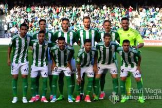 Alineacion (Betis-Atletico 16/17)
