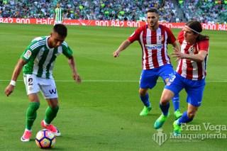 Rafa Navarro (Betis-Atletico 16/17)
