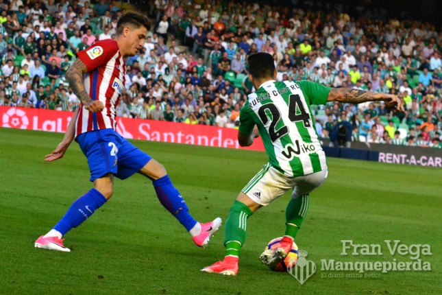 Regate de Ruben (Betis-Atletico 16/17)