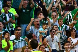 Aficion disfruta del gol (Betis-Atletico 16/17)