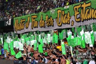 Nuevo Gol Sur (Betis-Celta 17/18)