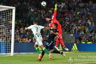 Sergio cerca del segundo (Betis-Celta 17/18)