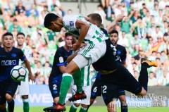 Mandi cerca del gol(Betis-Alaves 17-18)
