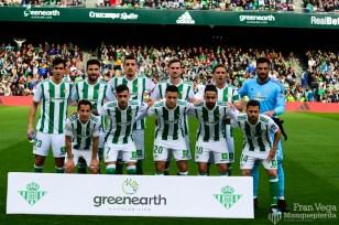 Alineacion (Betis-Atletico 17-18)