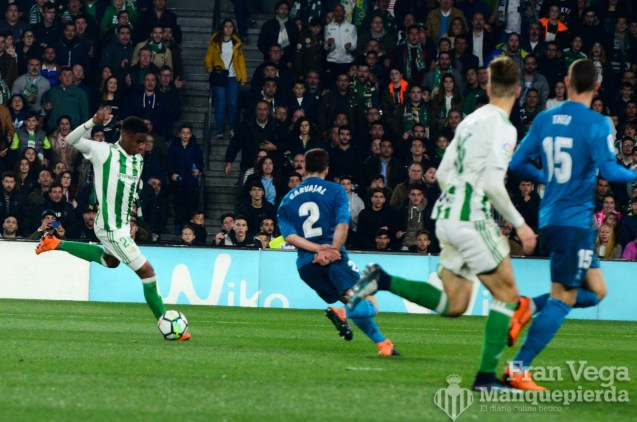 Gol de Junior (Betis-Madrid 17-18)
