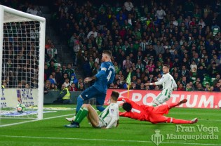 Gol de Sergio Leon (Betis-Madrid 17-18)