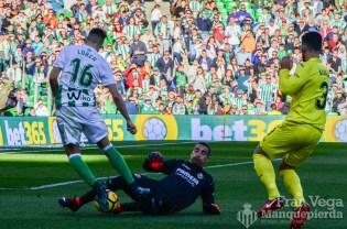 Loren y Asenjo (Betis-Villarreal 17-18)