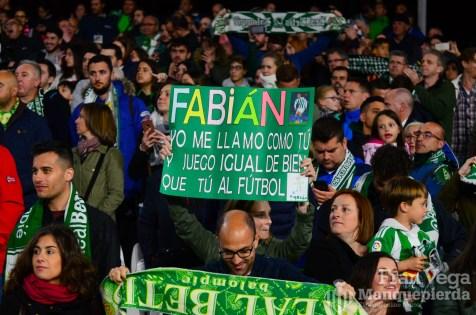 Cartel Fabian (Betis-Malaga 17-18)
