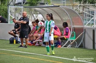 Real Betis Féminas 0-1 UD Granadilla Tenerife (Copa de la Reina)