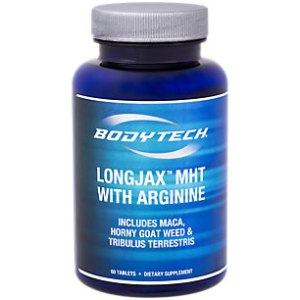 LongJax MHT with Arginine