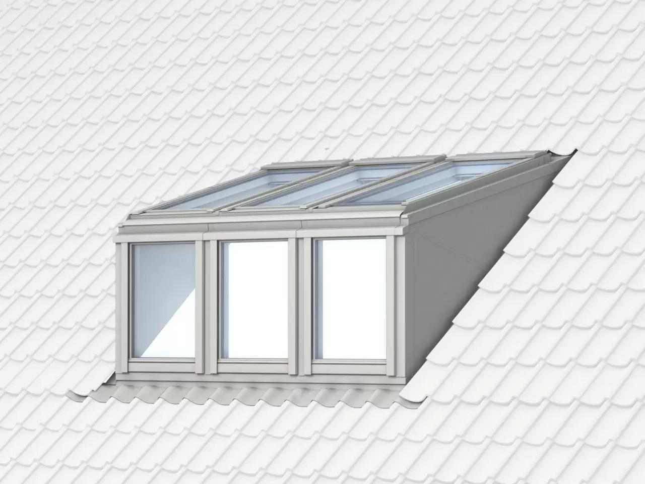 Posizionamento e misure delle finestre per tetti  Mansardait