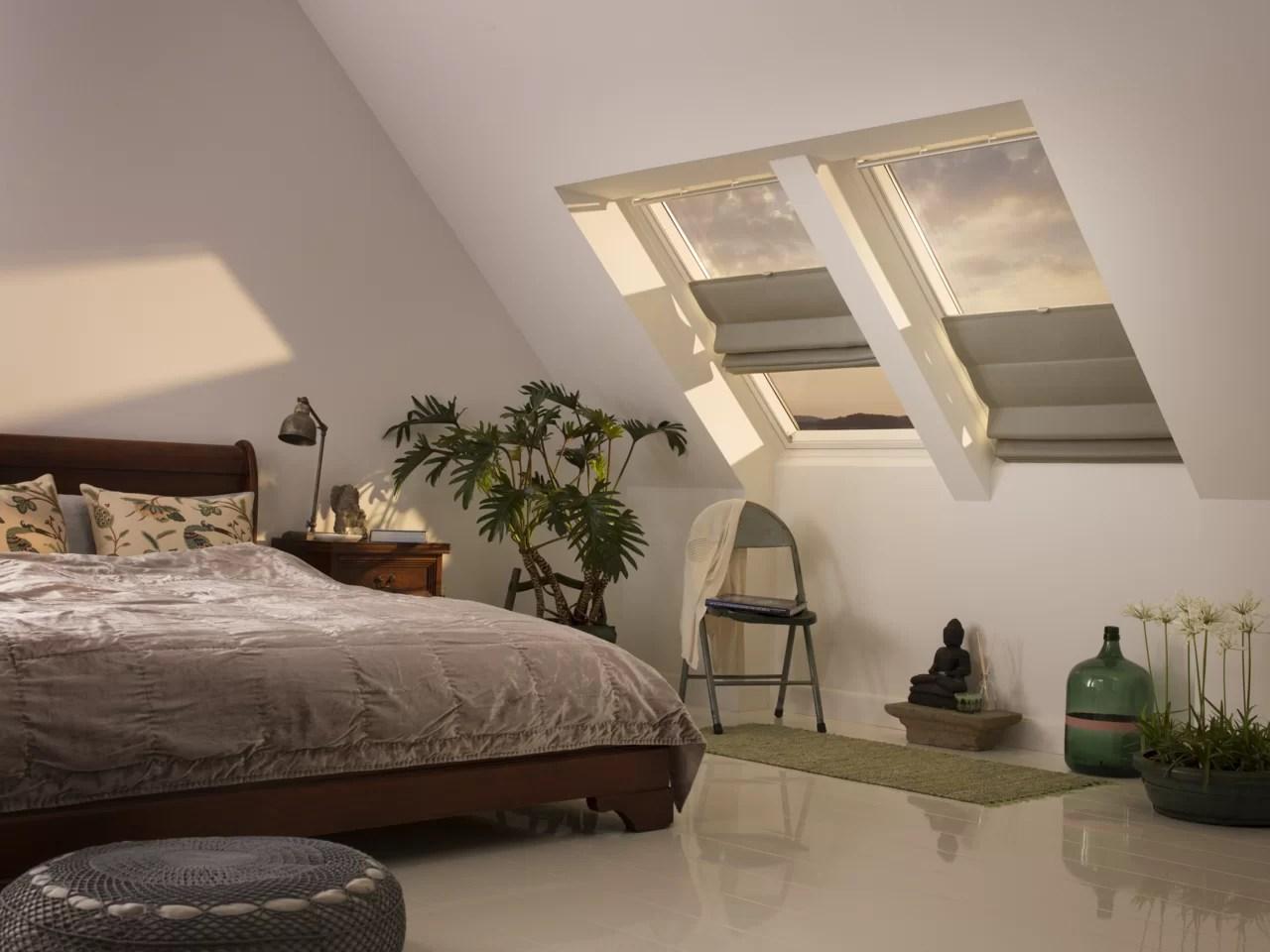 Camera da letto  Mansardait