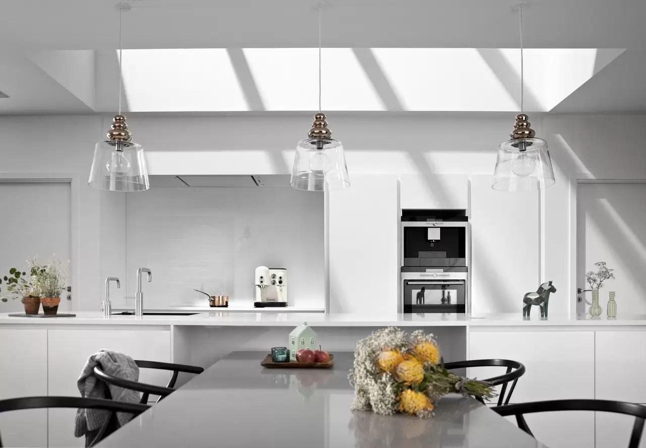Finestre sul tetto per illuminare la cucina  Mansardait