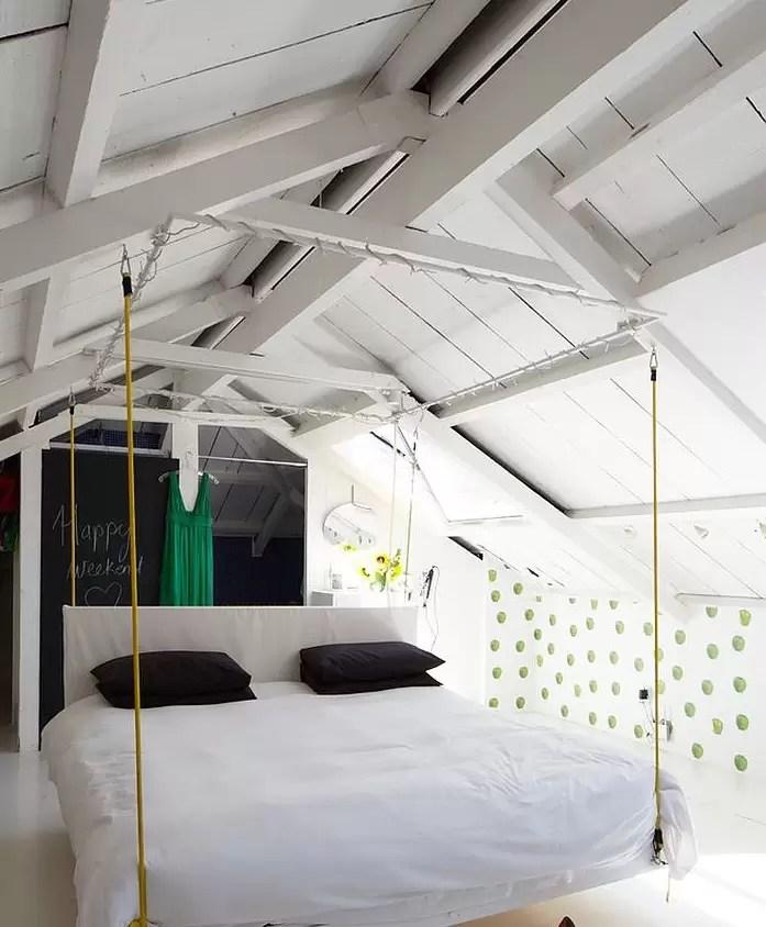 Idee per la camera da letto dei teenager  Mansardait