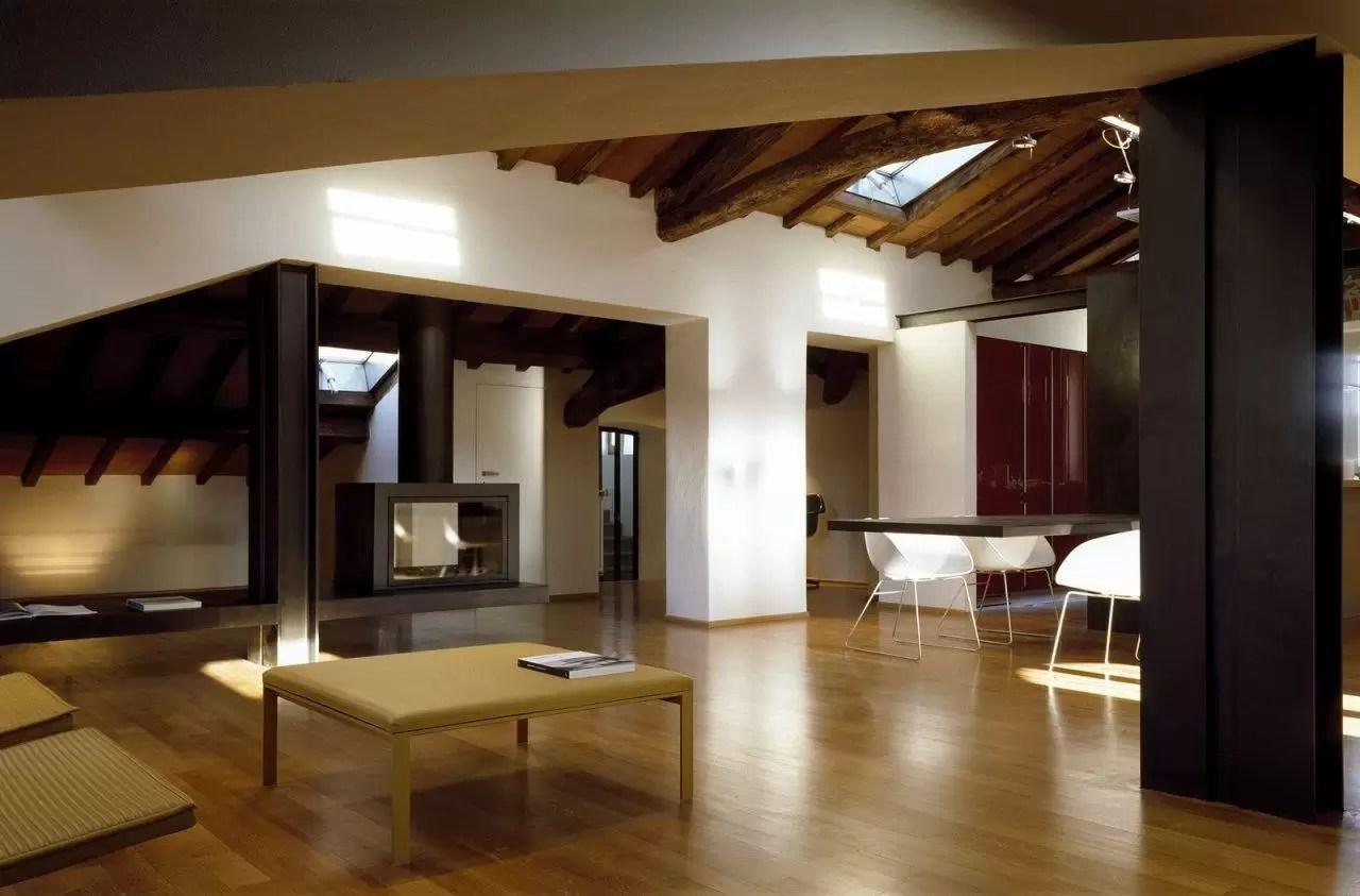 Consigli per sfruttare il sottotetto in Liguria  Mansardait
