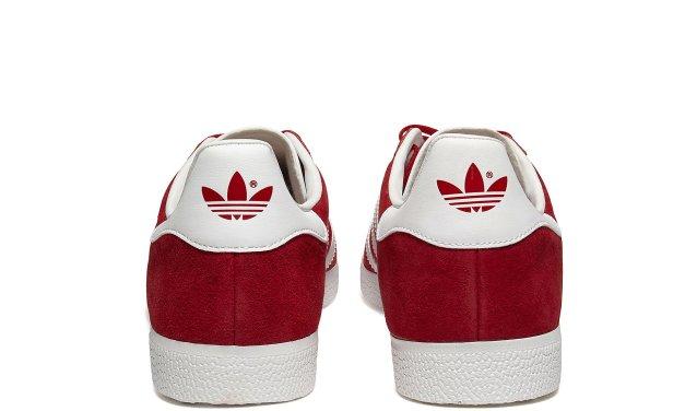 adidas Gazelle Sale – Red / White £38.25