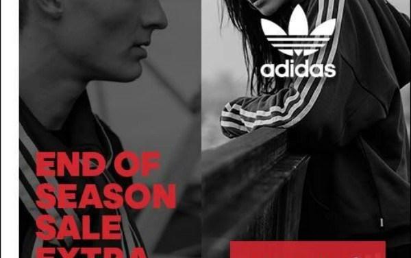 adidas Promo Code – EXTRA20FREE starts soon !