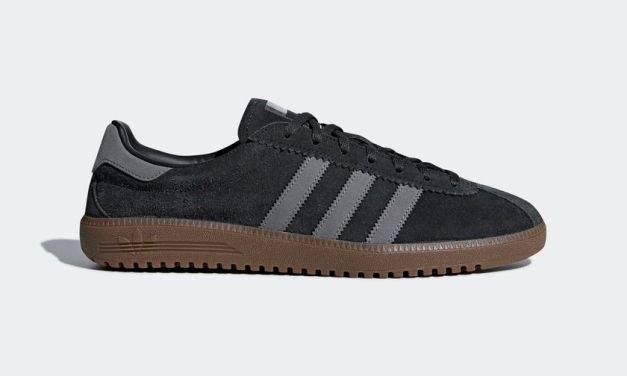 adidas Originals Bermuda – Carbon Black / Grey / Gum