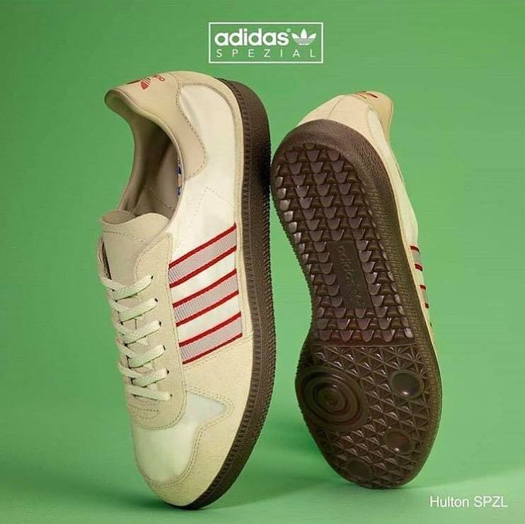 adidas Hulton Spezial SPZL - Release