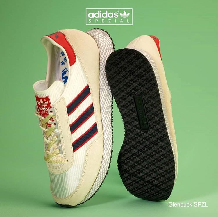 lowest price 03940 2848c adidas Glenbuck Spezial – Release Info and Stockists