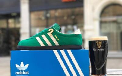 adidas Dublin – Green / White – Release Information