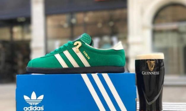 adidas Dublin – Green / White – Release Information