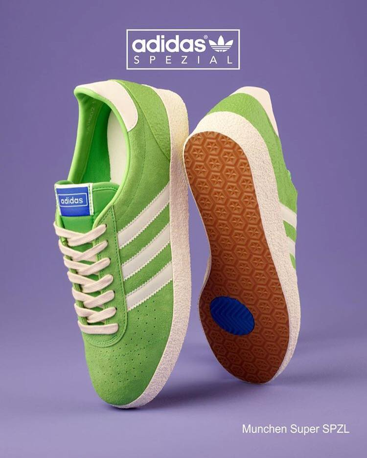 Liam Gallagher - Adidas Munchen Super Spezial September 2018
