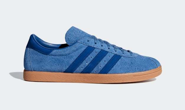adidas Tobacco Trace Royal Blue   B41478