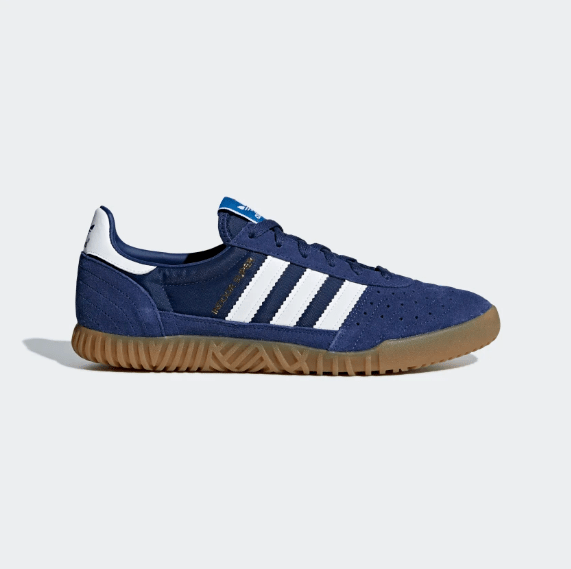 Adidas Indoor Super Shoes | NOBLE INDIGO (BD7625) | Man Savings