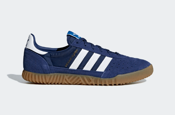 Adidas Indoor Super Shoes | NOBLE INDIGO (BD7625)