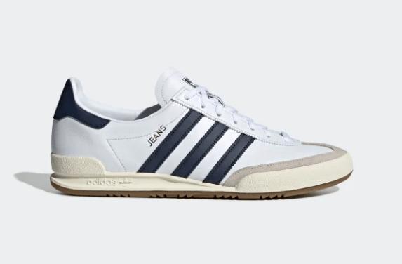 Adidas Jeans Shoes   Ftwr White (BD7683)