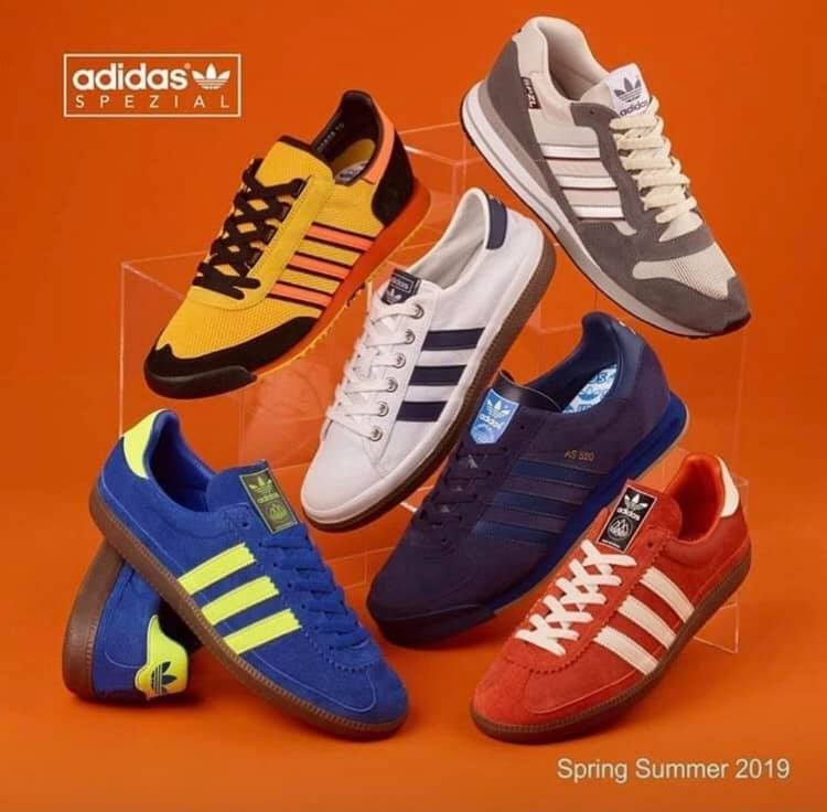 adidas SPZL SS19 Stockists - Where to