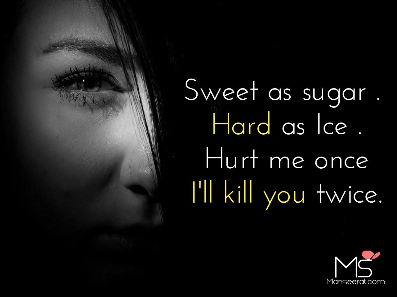 Me Dont You Hurt I