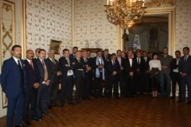 Lahey Büyükelçiliğinde Cumhuriyet Bayramı Resepsiyonu Verildi