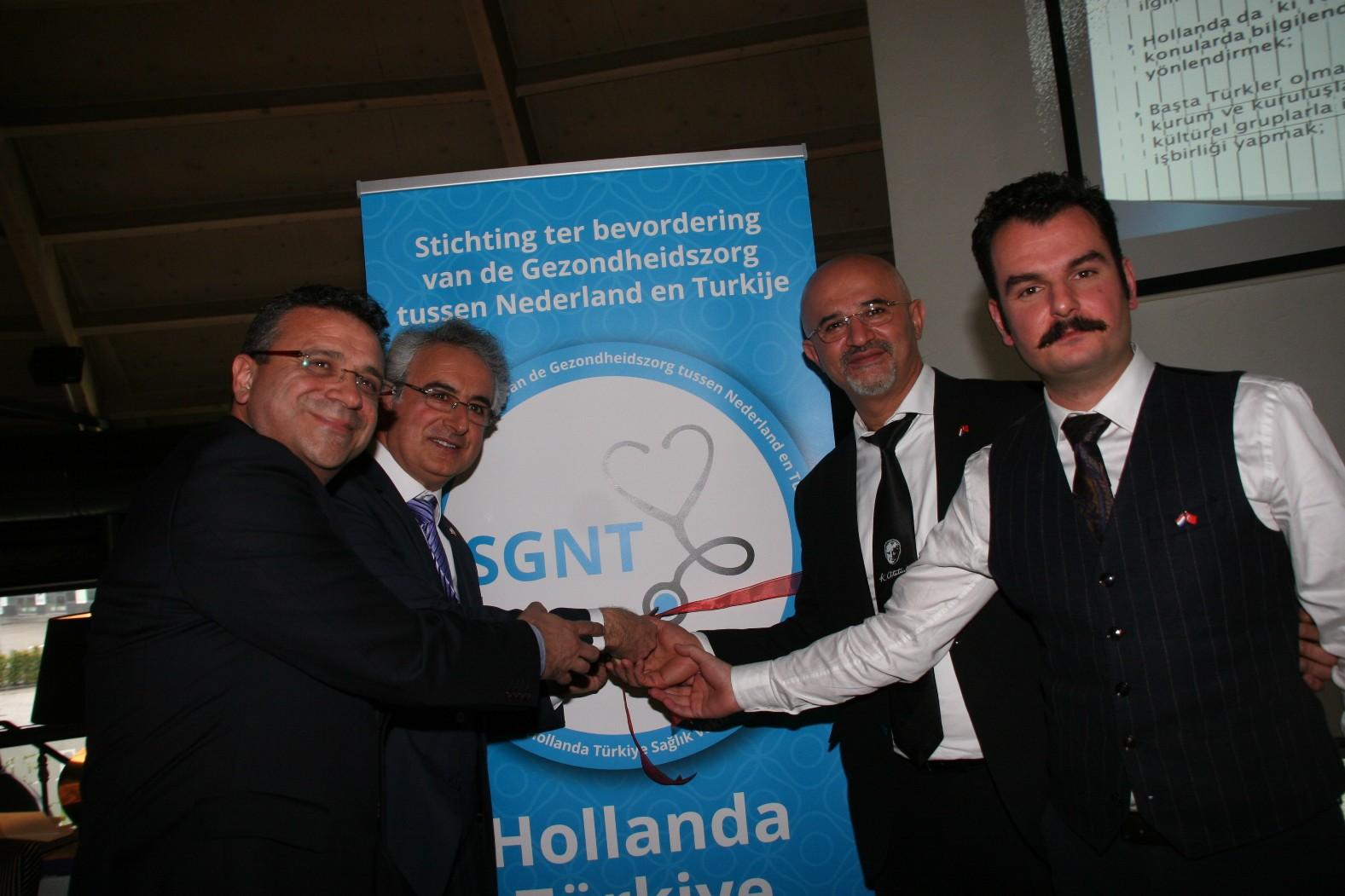 Hollanda Türkiye Sağlık Vakfı (HTSV) Kuruldu