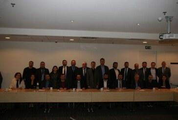 Hollanda Türk  iş Dünyası Toplandı