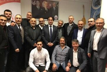 Enschede Türk Kültür Derneği'nde kongre heyecanı