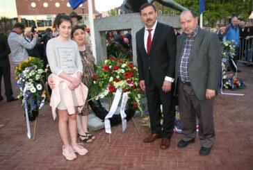2. Dünya Savaşı Kurbanları Arnhem'de de Anıldı