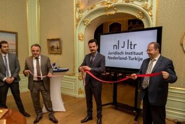 Hollanda Türkiye Hukuk Enstitüsü kuruldu