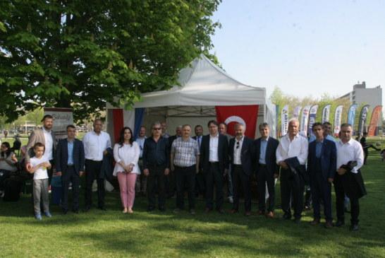 Arnhem'de Türk Festivali coşkusu