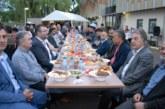 Gemril Şiketi, 25.Yılını İftar Yemeği Vererek Kutladı