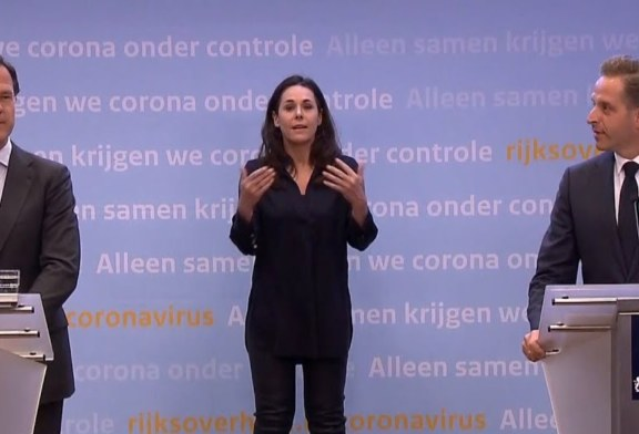 """""""Hollanda'da yeni Korona tedbirleri"""""""