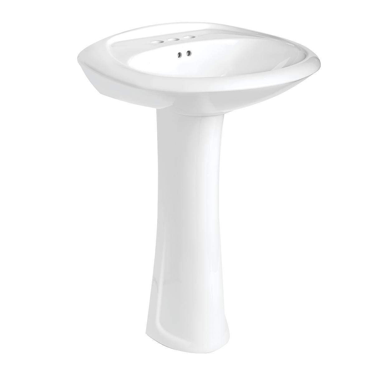maverick combination lavatory pedestal