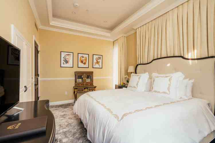 Corner Suite Room available booking
